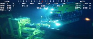 Deep Sea ROV Operation