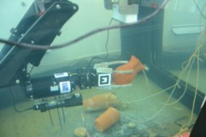 UJI underwater operation